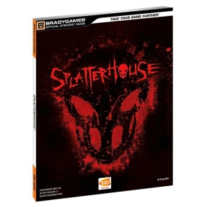 Splatterhouse, offiz. Lösungsbuch / Strategy Guide