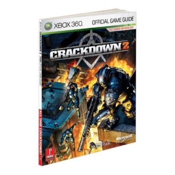 Crackdown 2, offiz. Lösungsbuch / Strategy Guide