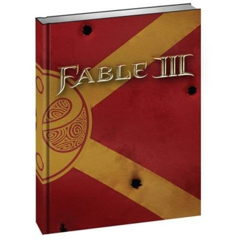 Fable 3 III, offiz. Lösungsbuch / Strategy Guide Limited Edition