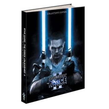 Star Wars - The Force Unleashed 2, offiz. Lösungsbuch / Collectors Strategy Guide