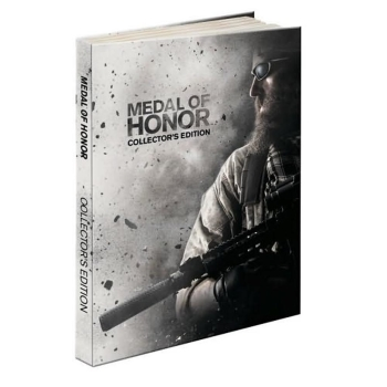 Medal of Honor, offiz. Lösungsbuch / Strategy Guide Collectors Edition