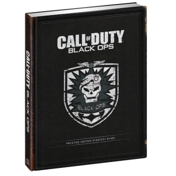 Call of Duty 7 Black Ops, Lösungsbuch Strategy Guide Limited Edition