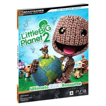 Little Big Planet 2, offiz. Lösungsbuch / Strategy Guide