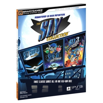 The Sly Collection, offiz. Lösungsbuch / Strategy Guide