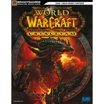 WoW World of Warcraft Cataclysm, offiz. Dt Lösungsbuch / Strategiebuch