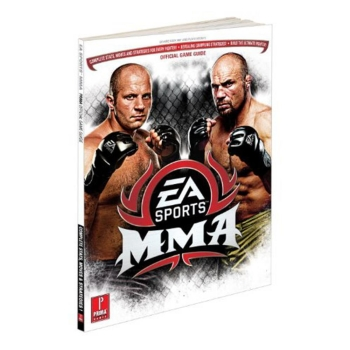 EA Sports MMA, offiz. Lösungsbuch / Strategy Guide