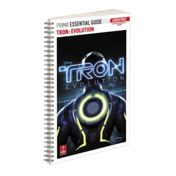 Tron Evolution, offiz. Lösungsbuch Strategy Guide