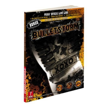 Bulletstorm, offiz. Lösungsbuch / Strategy Guide