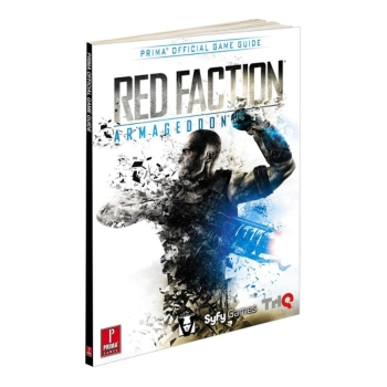 Red Faction: Armageddon, offiz. Lösungsbuch / Strategy Guide