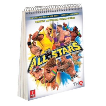 WWE All Stars, offiz. Lösungsbuch / Strategy Guide