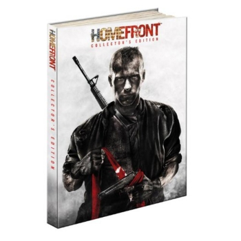 Homefront, offiz. Lösungsbuch / Strategy Guide Collectors Edition