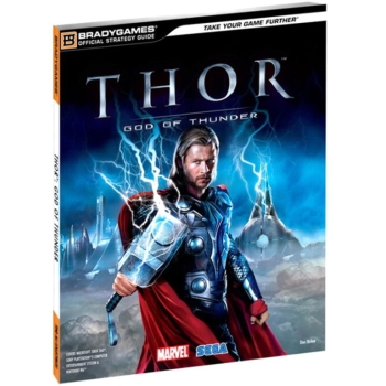 Thor: God of Thunder, offiz. Lösungsbuch / Strategy Guide