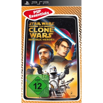 Star Wars - The Clone Wars Republic Heroes, Sony PSP