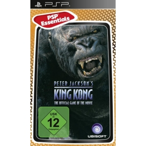 Peter Jacksons King Kong - Das Spiel, Sony PSP