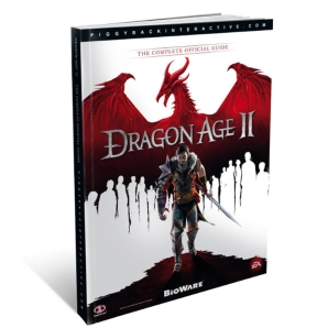 Dragon Age 2 II, offiz. Engl. Lösungsbuch / Strategy Guide