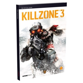 Killzone 3, offiz. Lösungsbuch / Strategy Guide für US-Version