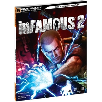 inFamous 2, offiz. Lösungsbuch / Strategy Guide