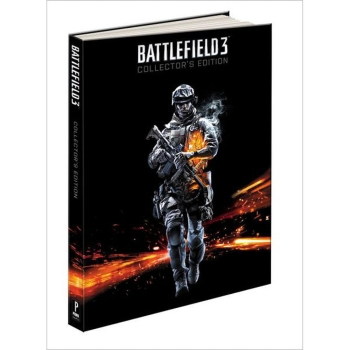 Battlefield 3, offiz. Lösungsbuch / Strategy Guide Collectors Edition
