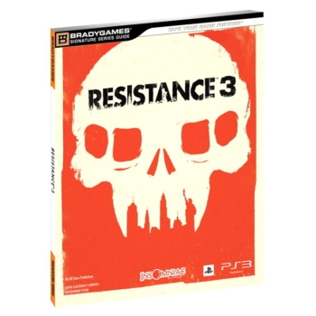 Resistance 3, offiz. Lösungsbuch / Strategy Guide