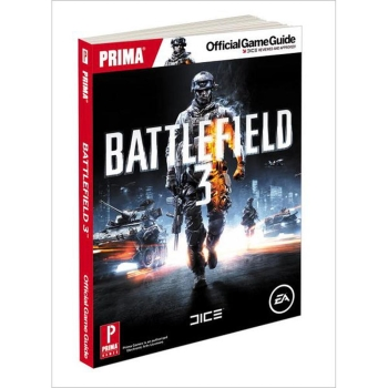 Battlefield 3, offiz. Lösungsbuch / Strategy Guide