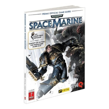 Warhammer 40,000 Space Marine, offiz. Lösungsbuch / Strategy Guide