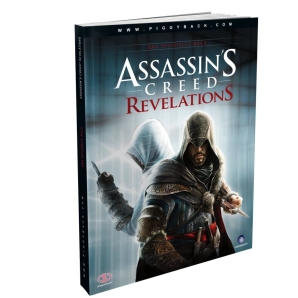 Assassins Creed Revelations, offiz. Dt. Lösungsbuch
