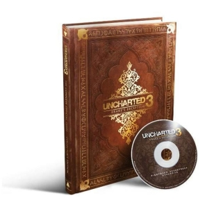 Uncharted 3, offiz. Dt. Lösungsbuch Collectors Edition