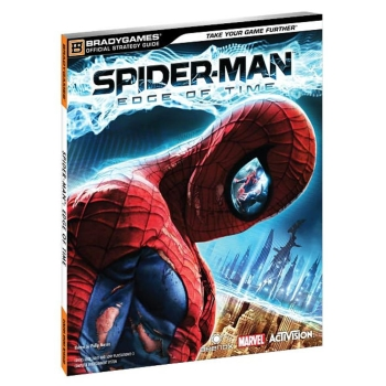 Spiderman: Edge of Time, offiz. Lösungsbuch / Strategy Guide