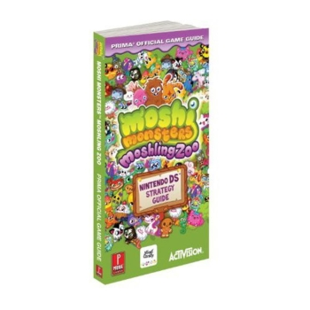 Moshi Monsters Moshling Zoo, offiz. Lösungsbuch /Game Guide
