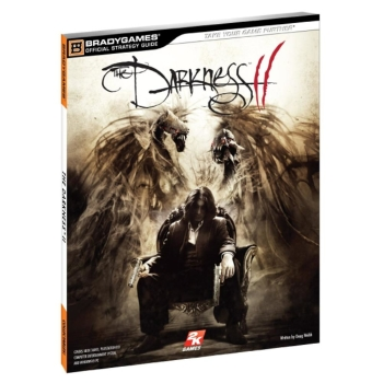 The Darkness 2 II, offiz. Lösungsbuch / Strategy Guide