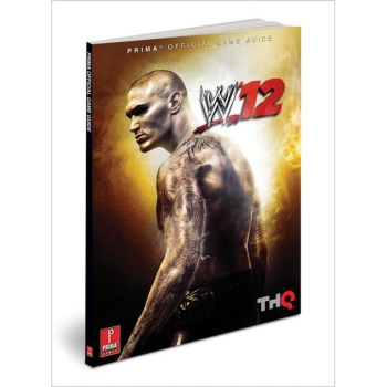 WWE 12, offiz. Lösungsbuch / Game Guide