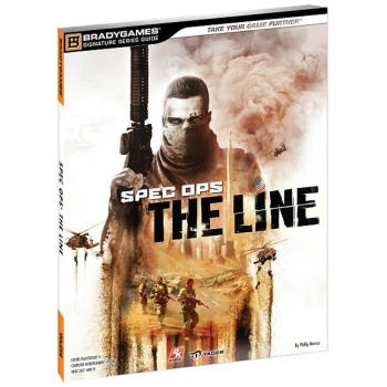 Spec Ops: The Line, offiz. Lösungsbuch / Strategy Guide