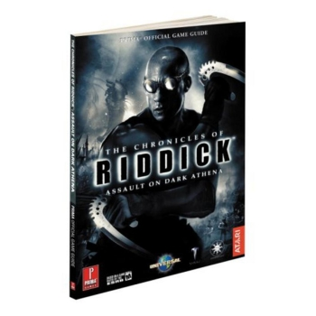 The Chronicles of Riddick, offiz. Lösungsbuch / Strategy Guide