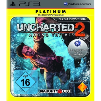 Uncharted 2, Sony PS3
