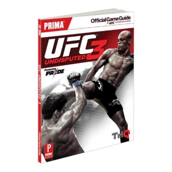 UFC Undisputed 3, offiz. Lösungsbuch / Game Guide