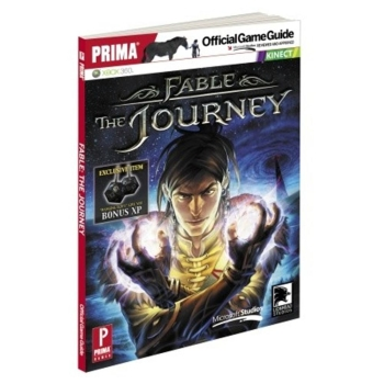 Fable: The Journey, offiz. Lösungsbuch /Game Guide