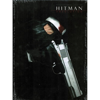 Hitman: Absolution, Lösungsbuch/ Collectors Professional Edition Guide