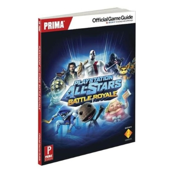 PlayStation All-Stars Battle Royale, offiz. Lösungsbuch / Game Guide