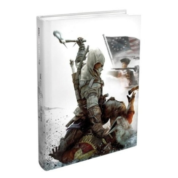 Assassins Creed 3 III, offiz. Lösungsbuch / Collectors Edition Guide