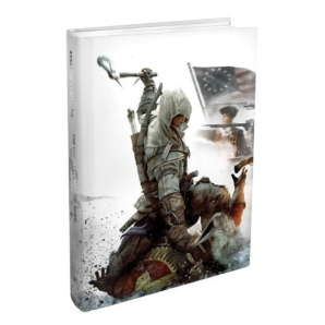 Assassins Creed 3 III, offiz. Lösungsbuch / Collectors...