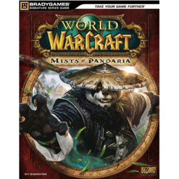 World of Warcraft WoW Mists of Pandaria, offiz. Dt. Lösungsbuch