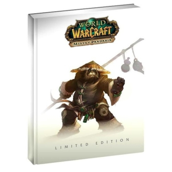 World of Warcraft WoW Mists of Pandaria Limited Edition Strategy Guide