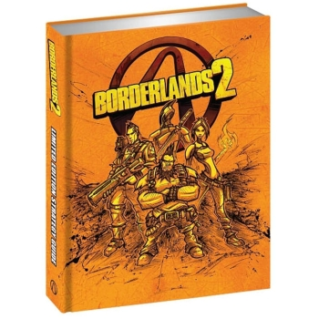 Borderlands 2, offiz. Lösungsbuch Strategy Guide Limited Edition