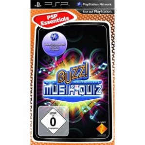 Buzz! Das ultimative Musik-Quiz, Sony PSP