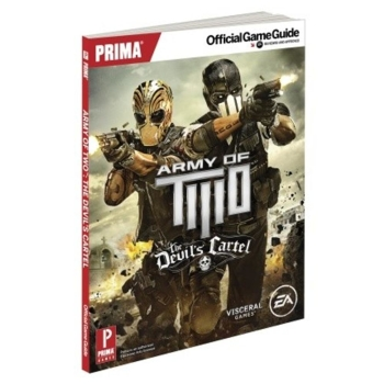 Army of Two The Devils Cartel, offiz. Lösungsbuch / Strategy Guide
