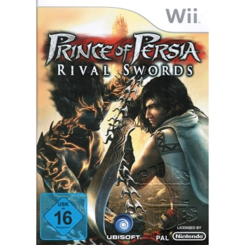 Prince of Persia - Rival Swords, Nintendo Wii