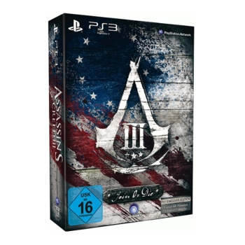 Assassins Creed 3 III Join or Die Edition, Sony PS3