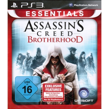 Assassins Creed Brotherhood, Sony PS3