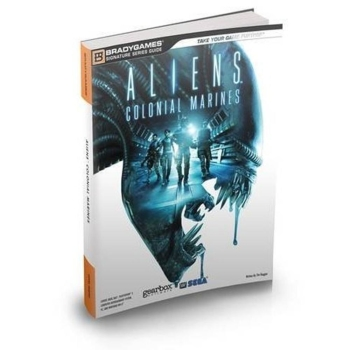 Aliens Colonial Marines, offiz. Lösungsbuch / Strategy Guide
