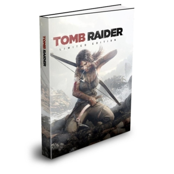 Tomb Raider, offiz. Lösungsbuch / Strategy Guide Limited Edition